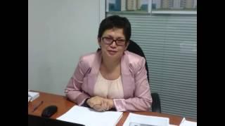 Бекбауова Айна, сотрудник отдела продаж жилого комплекса АТЛАС(, 2014-11-19T04:20:14.000Z)