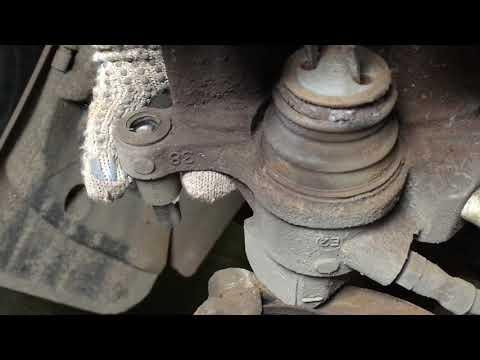 Форд Фокус 3 | Замена задних колодок без приспособлений | Ford Focus 3