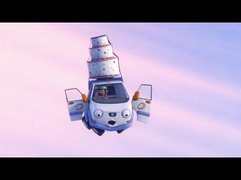 Олли Веселый грузовичок - Мультики про машинки - Обращаться осторожно! - Серия 45 (Full HD)