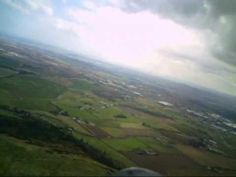 Gliding Hillend 21 April 2008