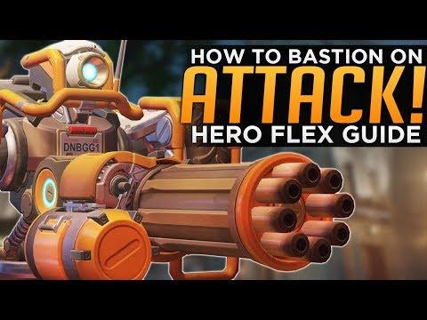 Overwatch: Bastion on