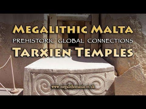 Megalithic Malta   Tarxien Temples   Prehistoric Global Connections   Megalithomania