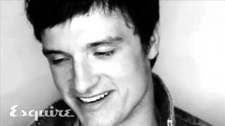 Josh Hutcherson gets personal with Esquire Magazine in honor of the magazine