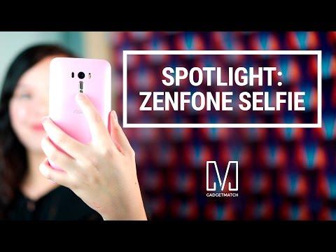 Zenfone Selfie: Best smartphone selfie camera?