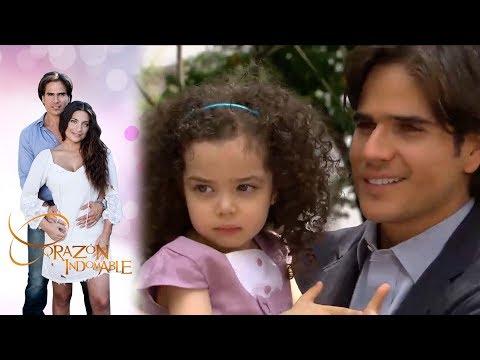 ¡Octavio encuentra a Maricruz! | Corazón indomable - Televisa