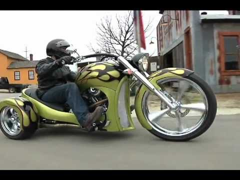 Harley Trikes For Sale >> SS Trike First Show IV.mov - YouTube