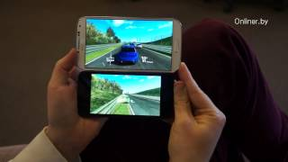 Сравнительный тест производительности Samsung Galaxy S IV и iPhone 5