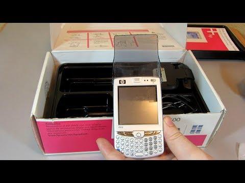 RETROINFORMÁTICA: HP iPAQ HW6500 Año 2006.