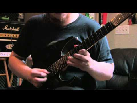 THREAT SIGNAL - 2011 Studio Update 2: Guitars (OFFICIAL BEHIND THE SCENES)