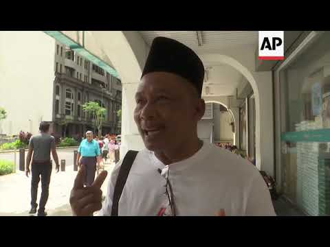 Malaysian Muslims rally to uphold Malay privileges Mp3