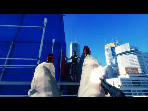 Mirror's Edge Trailer