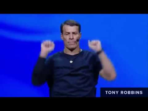Tony Robbins Unleash The Power Within 2017  Priming Guided Meditation