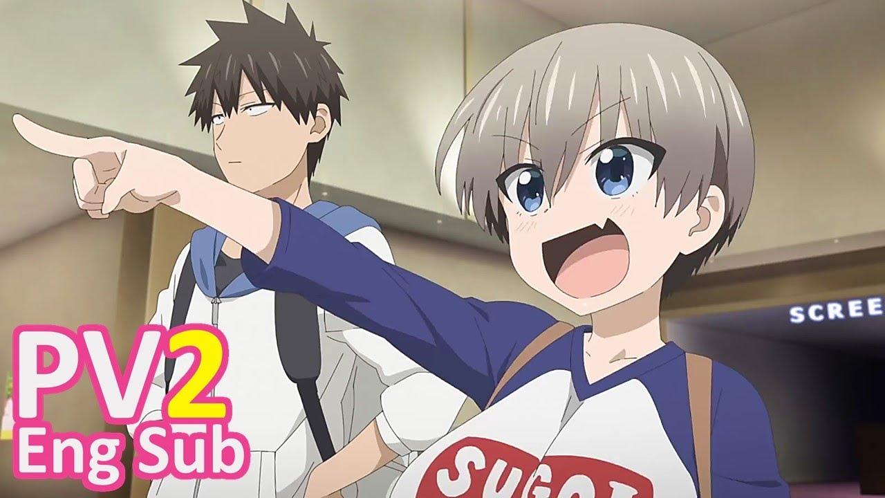 Download [Eng Sub] Uzaki-chan Wants to Hang Out! Anime PV 2   Uzaki-chan wa Asobitai!