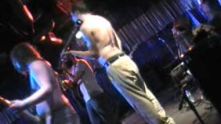 O'Death - Nathaniel (live) at Spaceland 11-22-08