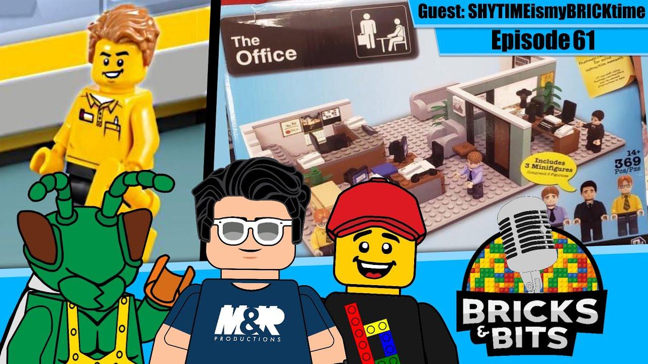 Life as a LEGO Store Manager, No LEGO Office set? - Bricks & Bits #61