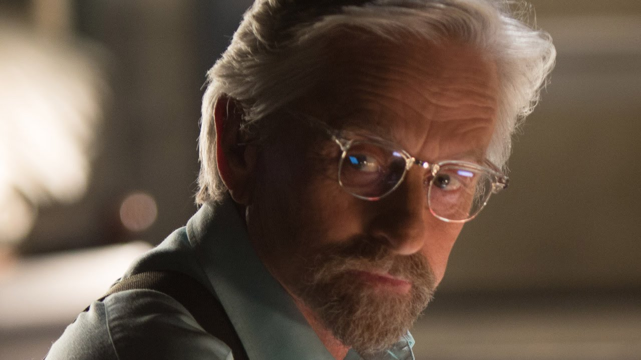 who plays hank pym in ant man