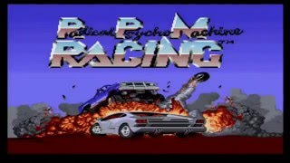 7x1 - 7 Minutos 1 Game - Retro Racing # 2 - RPM RACING (SNES)
