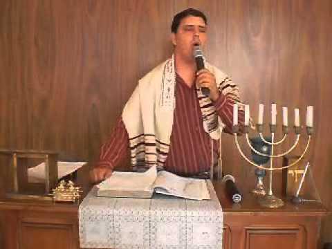 """PARASHÁ Chaié Sará """"A vida de Sara"""" Ministração  Rosh Moshe Ben Shalom"""