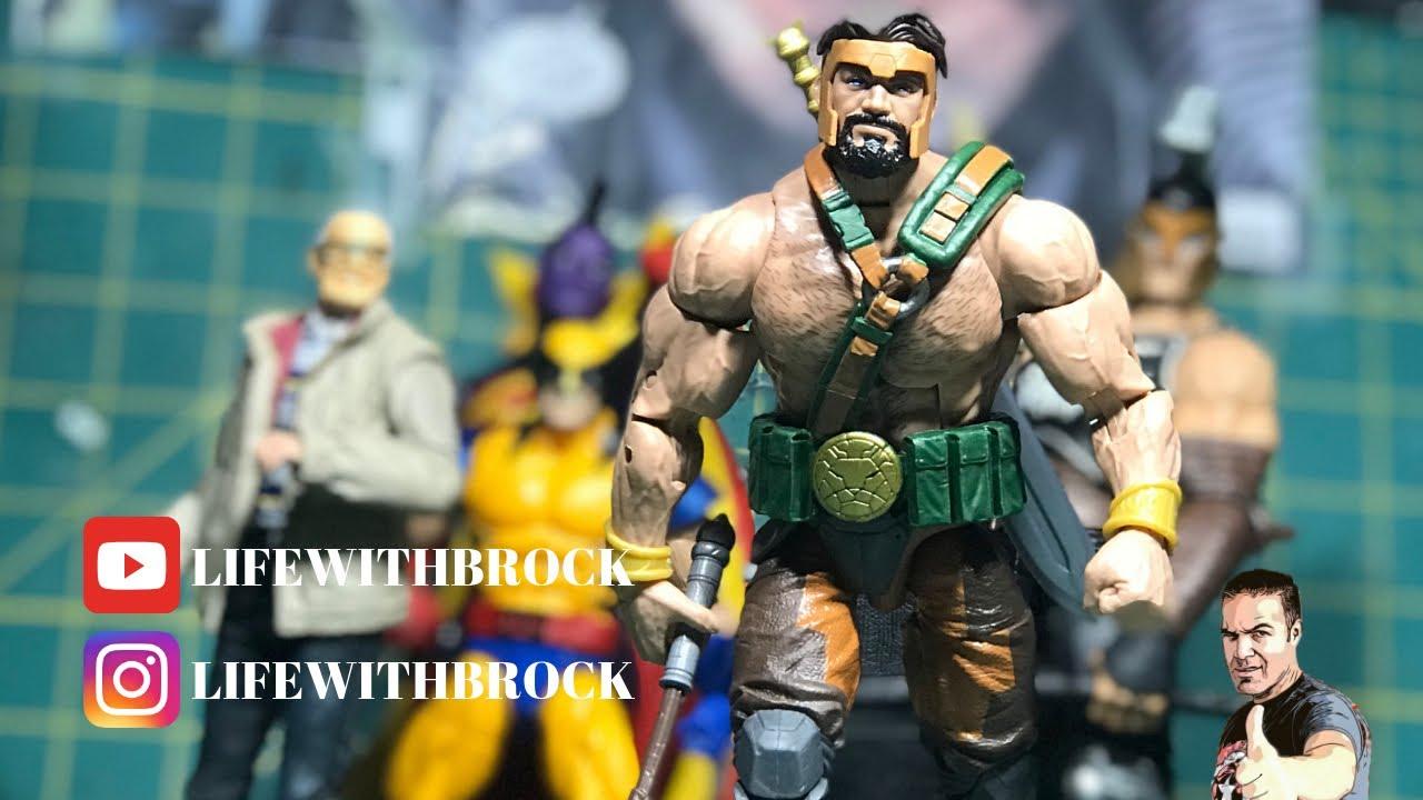 Marvel Legends HERCULES Avengers Endgame Thanos BAF Action Figure Review