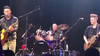 Phil Green COO On The Drums With Jake Owen At The Ryman