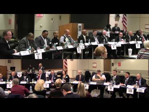 Springfield Inner City Older Neighborhoods 2015 Aldermanic Forum - Questions and Votes