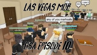 ROBLOX [USA] #10 Las Vegas Mob Final!