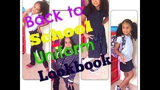 Back to School ~ Lookbook ~ Uniform Edition ~ Gabriella Damaris Show