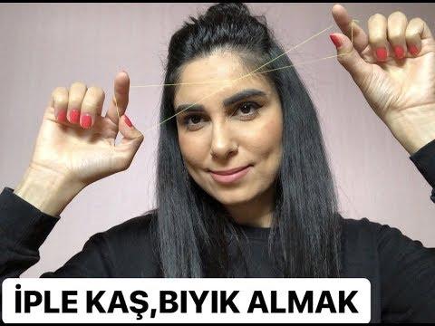 İPLE KAŞ,BIYIK ALMAK ÇOK KOLAY/SEVİM