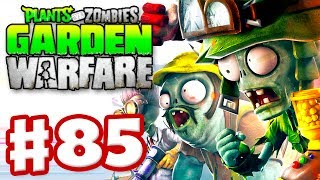 Plants vs. Zombies: Garden Warfare - Gameplay Walkthrough Part 85 - Gardens & Graveyards (Xbox One)