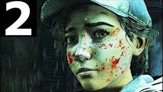 Do Nothing In The Walking Dead: The Final Season Episode 2 Walkthrough Gameplay Part 2