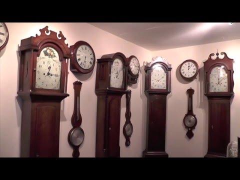 Norwich Antique Clock Shop, Norfolk