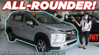 2020 Xpander Cross : 7 Seater Philippines : ENGLISH SUBS