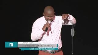 Mondli Mzizi at Playhouse 2014