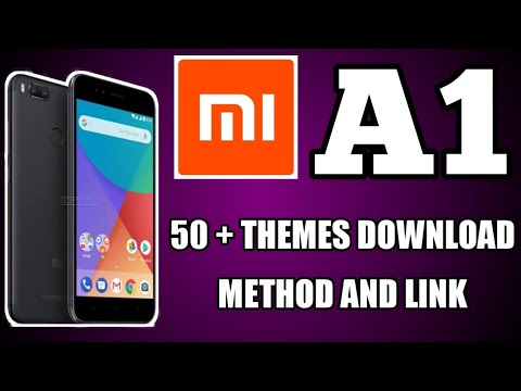 Install Themes on Xiaomi mi A1 without substratum or Root    50+ Themes  Download   Harishankar Kumar