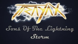 TRAYAX - Sons Of The Lightning Storm