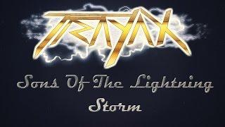 TRAYAX - Sons Of The Lightning Storm