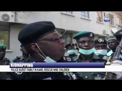 Kidnapping: Police Burst Family In Kano, Rescue Nine Childre