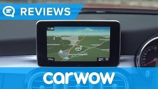Mercedes C-Class Cabriolet 2017 infotainment and interior review | Mat Watson Reviews