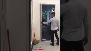 Mẫu Cửa Lưới Chống Muỗi 01