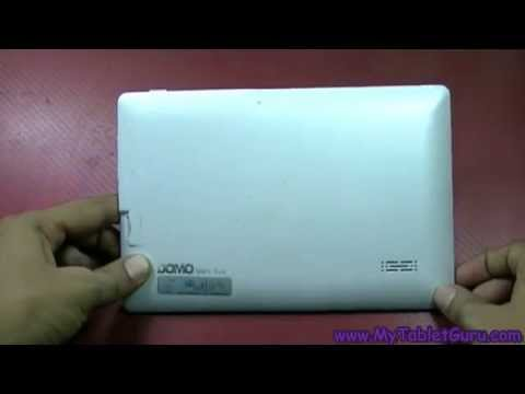 How to find China tablet firmware / flash file