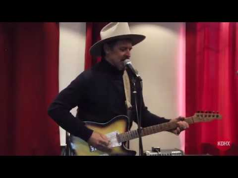"""Eric Lindell """"The Sun Don't Shine"""" Live at KDHX 10/24/2018"""