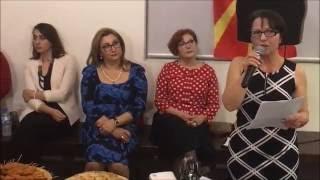 Download Nadez - Svecen koktel - Melburn 2016 Govor na Blaga Petrevska Mp3