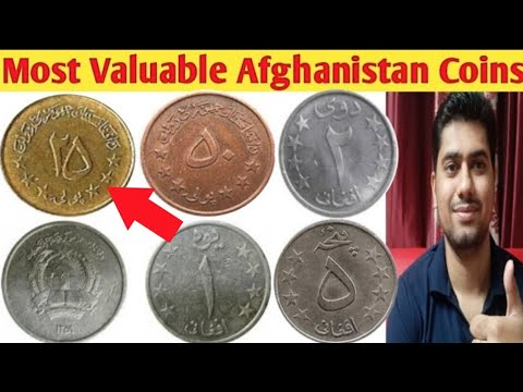 Repeat Old Afghanistan Coins Value and Price   Most Valuable