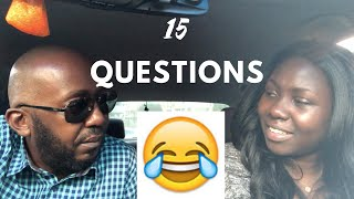 15 QUESTIONS WITH KIBE