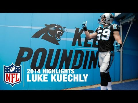 Luke Kuechly Highlight Mashup (2014) | NFL