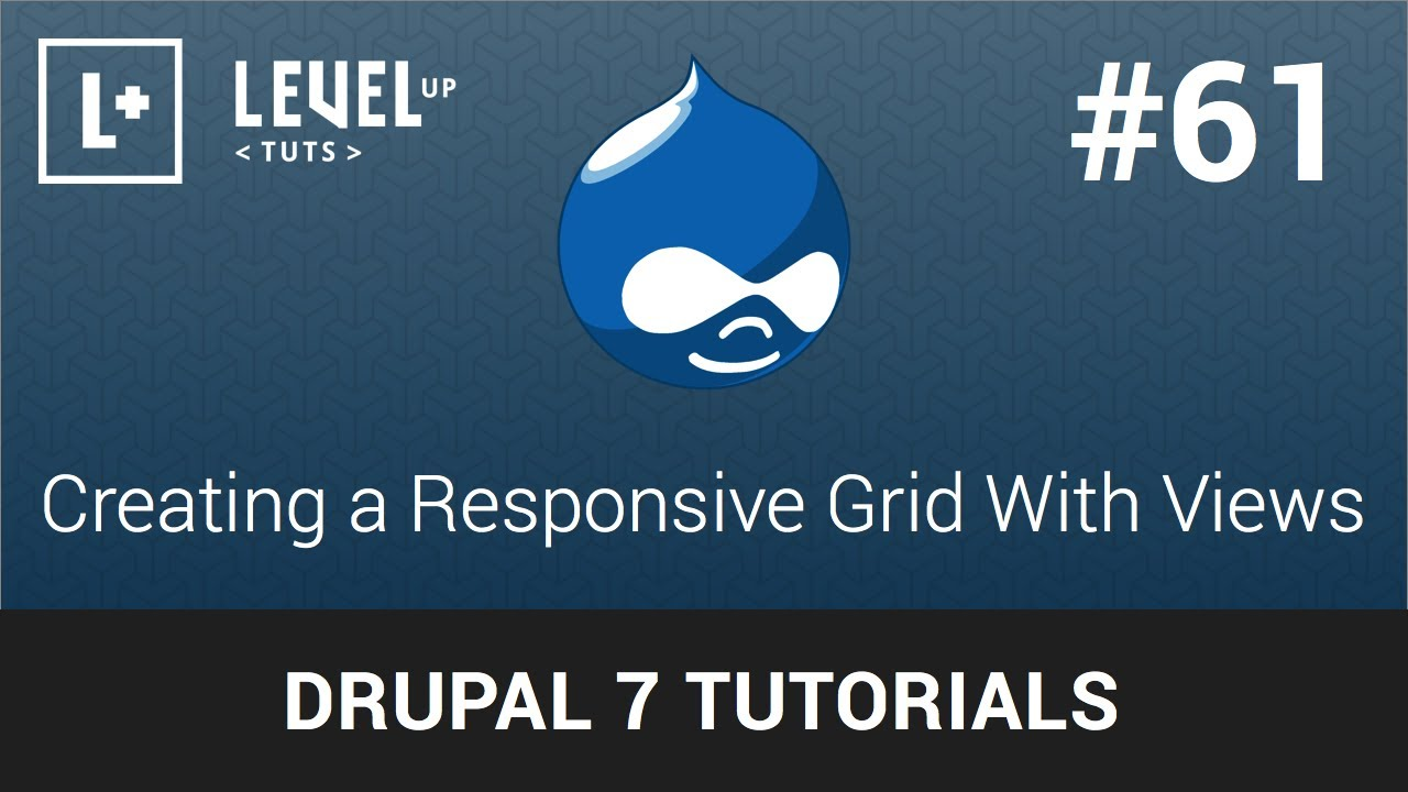 How responsive tables work in views in drupal 8 drupal video.