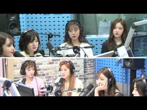 에이핑크 (Apink), Eyes 초롱 작사 [SBS 박소현의 러브게임]