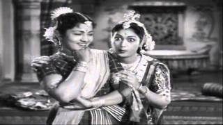 Maya Bazar (1957) Movie | Ahana Pellianta Video Song | NTR,ANR,SVR,Savitri