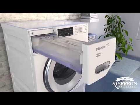Miele SoftSteam™ Washer