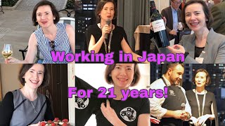 What Is Working in Japan Like? | Live Chat In Roppongi